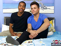 Boyfriends Markell Jacobs And Dustin Fitch Fuck