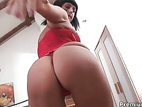 Pussy and ass stretched Kristyna