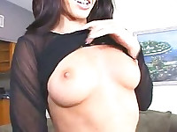 Brunette bitch Jenna Presley fucking & squirting (Try something different » Free)