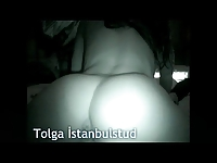 Tolga'Teen Ebru-Reverse cow girl-Turkish