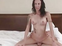 Hayden St Clair Takes On Two Cocks At Once