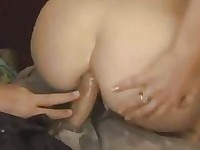 Beautiful Girls Homemade Anal