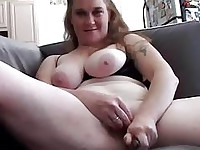 Cute chubby amateur