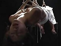 Yakuras asian teen bdsm and suspension bondage