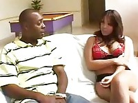 Daddy s selling daughter to black guy
