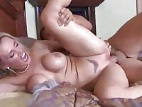 Tattooed Cougar Gets Banged Hardcore