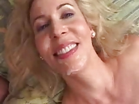 Mature Mom Loves Young Cock In Her Ass