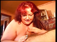red head huge mature woman kiki