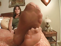 Matures Smelly Nylonfeet