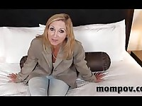 big tit blonde milf fucking young cock