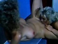 Vintage lesbi movie with hot chicks