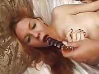 Mom seduces young girl 01