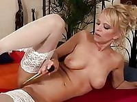 Marylins mature pussy  Trion Media