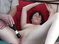 Samantha Bentley has 2 Orgasms