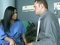 Sexy nurse mason moore fucking and squirting