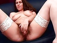 Luscious Eden of Hot Hairy Honies