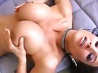 Lisa ann in big boob buffet