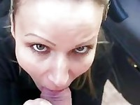 Pretty Czech babe picked up and banged