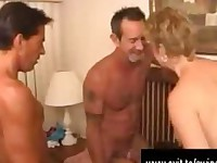 Swinger party with cum Swapping Girls