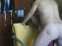 Amateur Wife Gets Anal Creampie