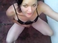 Wife enjoys my piss
