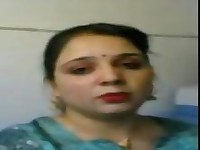Indian Supriya teacher madam exposing all and allowing to finger pussy