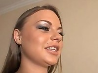 Big Booty White Ass Has Hot Sex In The Office With Her Boss