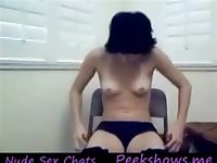 18yo Highschool Teens Stripping and Playing compilation 112