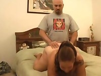 Fattie Lonnie fucked and cummed on