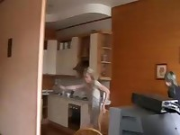 Teen Fucked At Home