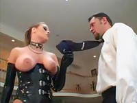 Daphne Rosen is a Latex Anal Slut