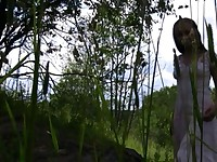 Fedorov Lola sweet russian outdoor teen cute tinny little Pussy kleine Fotze