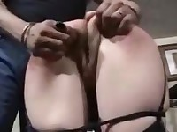 2 bitches caned and paddled into obedience