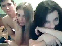 Teen Sucking Orgy Real