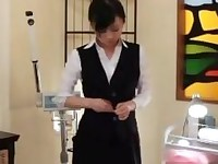 jap office lady erotic massage