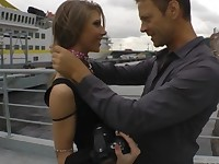 Rocco Siffredi and Abby H