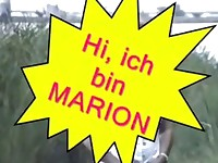 01 Hairy Marion am Elbestrand