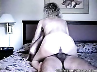 GF Has Cock Ride Orgasm