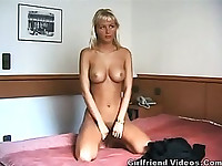 Fucked Hard In Pussy & Ass