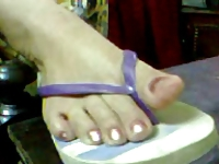 arab mature feet