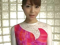 Japanese female gymnast d part 2