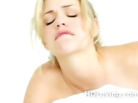 Sexy blonde filmed on top quality camera getting doggystyle pumped