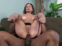 Rebecca loves black cock in the ass S88