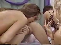 Lesbian Ass Licking is great