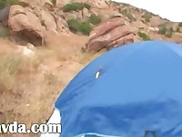 Great glamours outdoor penetration