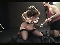 Bound Wife Spanked