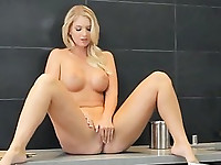 Join this blonde for a breakfast