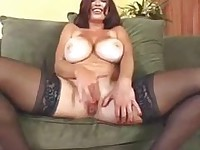 Lucky benton getting fucked and sucking cock