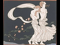 Erotic Art of George Barbier 2 - Poemes en Prose