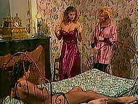Alicia Monet, Nina Hartley and Roberto Bigo 1